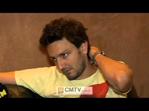 No Te Va Gustar video Entrevista - CM 2012