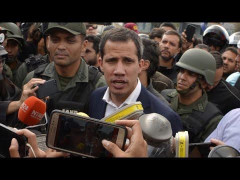 Michael Brooks's Venezuela Coup Analysis (TMBS 88)