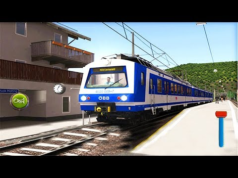City Train Driver Simulator Game - Android Gameplay