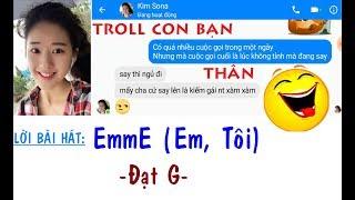 126NET Team    Troll con bạn thân - EmmE (Em, Tôi) - Đạt G x DuUyen