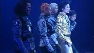 Michael Jackson - Wanna Be Startin' Somethin' - HWT Brunei (Widescreen)