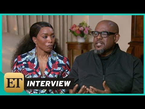'Black Panther': Angela Bassett and Forest Whitaker (FULL INTERVIEW)