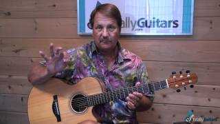 The Ballad Of Love And Hate - Guitar Lesson Preview