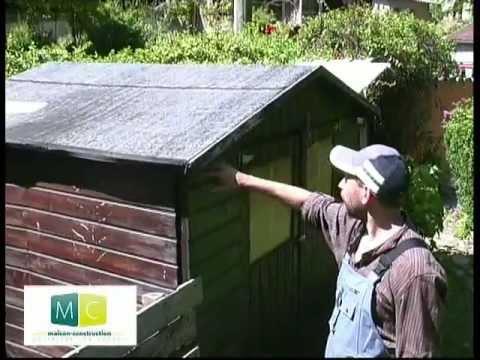 Comment poser bitume rouleau la r ponse est sur - Rouleau de bitume pour abri de jardin ...
