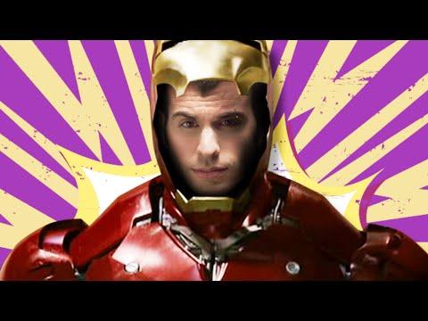 Můžete se stát Iron Manem?