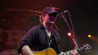 Eric Church - Young and Wild - Boulder Theater - Colorado 3/27/10