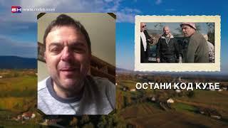Čedo poručuje OSTANI KOD KUĆE ! ! (BN Televizija 2020) HD