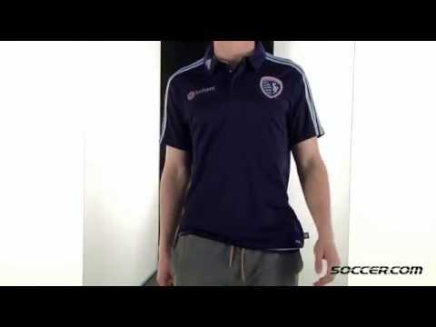 adidas I Sporting KC Polo 2015 71374