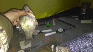 Отчет о рыбалке на озерах челябинской области
