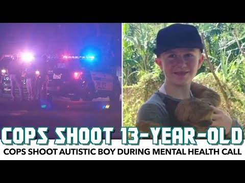 Cops Shoot Autistic Boy During Mental Health Call