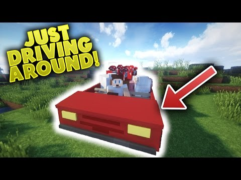 Personal Cars Have Your Own Car In Minecraft Minecraft Mod - Cars cars