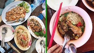 Thai Street Food at Chatuchak Weekend Market –  Miss Mina – 2016