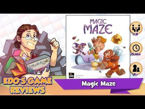 Edo's Magic Maze Review