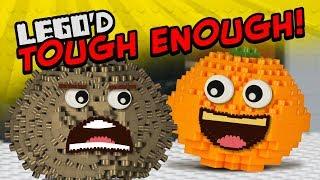 Annoying Orange - Tough Enough LEGO