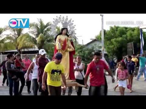"""Realizan Cabalgata en """"El Paso"""" en honor ala virgen de los desamparados"""