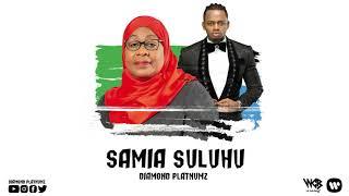 Diamond Platnumz - Samia Suluhu (Official Audio)