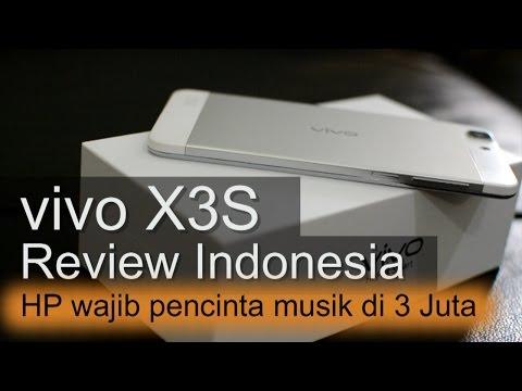 Review vivo X3S Indonesia : Penuh Kejutan di 3 Juta