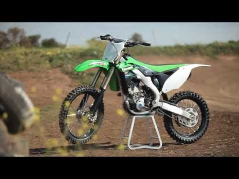 MXTV Bike Review - 2014 Kawasaki KX250F