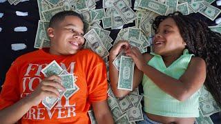 Boy TAKES STOLEN MONEY, Instantly Regrets It (Pt.1)   FamousTubeFamily