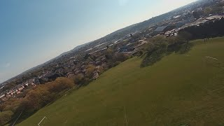 FULL PACK FREESTYLE FLIGHT WITH BIRD OF PREY FPV