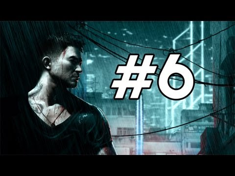 Let's Play - Sleeping Dogs| Part 6: STOP HUMPING MY BACK
