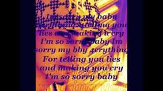 I'm Sorry - Dj Sancho ((Lyrics))