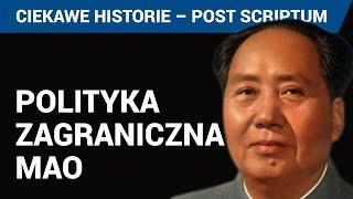 Ciekawe Historie – uzupełnienie do odcinka Chiny cz. 2 – Rządy Mao