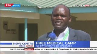 Nanyuki hospital organises orthopaedic medical camp
