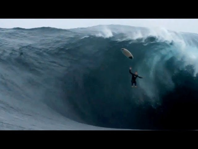 Greatest Wipeouts Compilation |  Best (as in worst) Surf Wipeouts of 2012