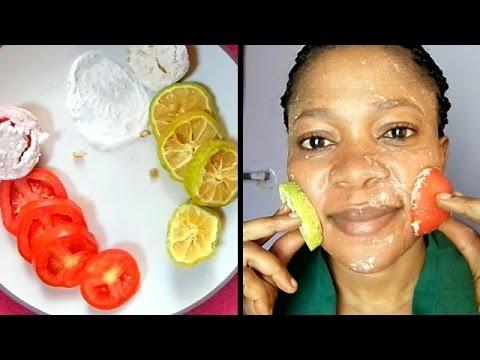 Tuluy-tuloy paglilinaw at ang pag-aalis ng pigmented spot Lekker