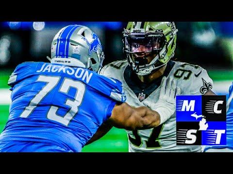 Detroit Lions Rookie Jonah Jackson Made PFF 1st Qt