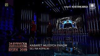 XXIV Ryjek- Kabaret Młodych Panów – Gej na kopalni
