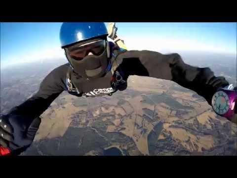 Dylan Rice Skydiving Friday the 13th Jumps