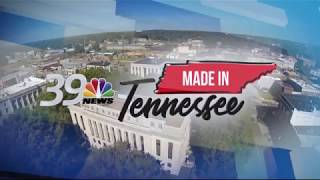 Made in Tennessee: The Rustic Flag Company