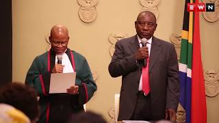 President Cyril Ramaphosa: 19 years in the making