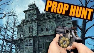 PROP HUNT Haunted House
