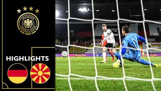 Jerman 1-2 Makedonia Utara Pekan 3