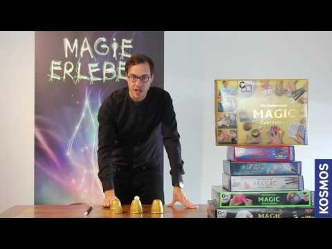 Der KOSMOS Zauberkasten Magic Gold