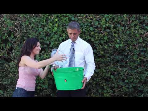 Tổng Thống Obama cũng #IceBucketChallenge
