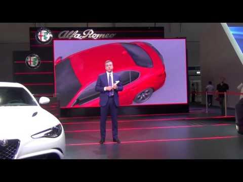 Alfa Romeo - Dubai International Motor Show 2015