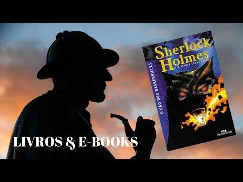 #lendosherlock O CÃO DOS BASKERVILLES - Arthur Conan Doyle