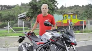 Honda CB 500F e 500X 2020 - Teste