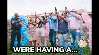 OUR GENDER REVEAL! *EMOTIONAL* 😭