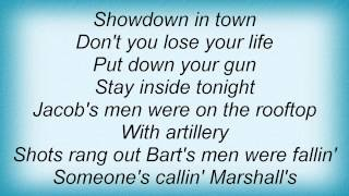 Eric Johnson - Showdown Lyrics