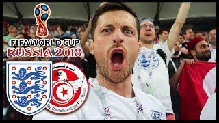 ENGLAND vs TUNISIA! (LIVE REACTION) - RUSSIA WORLD CUP 2018