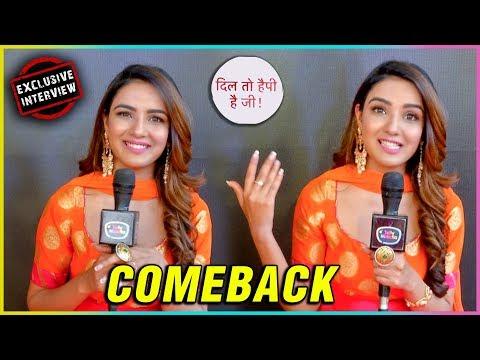 Jasmin Bhasin COMEBACK In Show Dil Toh Happy Hai J