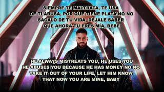 Dejale Saber   Maluma (Español Letra  English Lyrics)