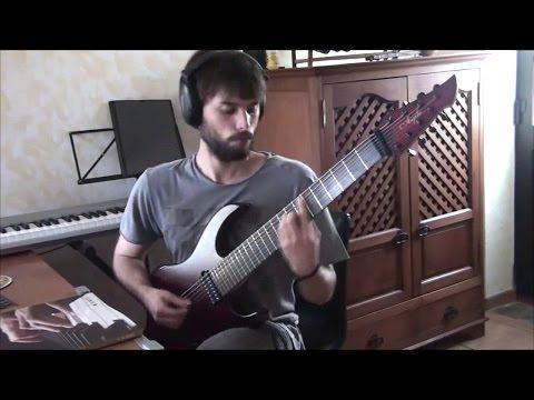 Monsta - Holdin On (Skrillex and Nero Remix) Guitar Cover