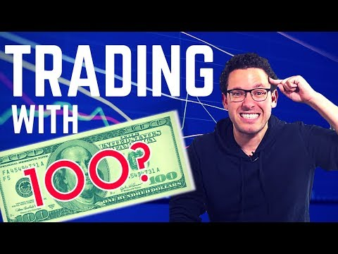 BROKE? How to Get Started Trading Penny Stocks With Just $100 ...