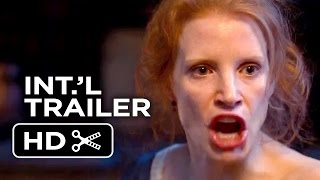 Miss Julie Official Norwegian Trailer 2014  Jessica Chastain Colin Farrell Drama HD
